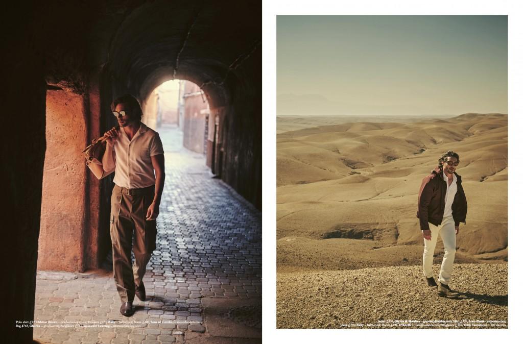 Marrakech Fashion Shoot 4